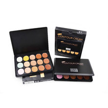 Makeup Palette Women 15 Colors Concealer Tone Base Makeup Maquiagem Skin Color Cover Foundation Contour Face Cream