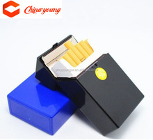 Top selling Custom Waterproof eco-friendly plastic Cigarette case