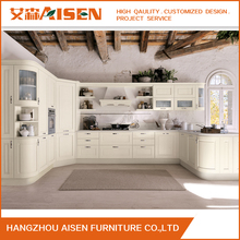 China Factory Directly Ready Made Kitchen Cabinets Professional Kitchen Cabinet