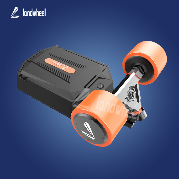 Newest electric skateboard dual brushless hub motor adult skateboards with waterproof
