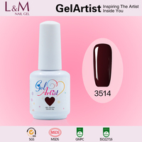 Gelartist jessica gel nail polish wholesale