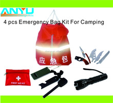 SOS Outdoor Emergency Survival Kit