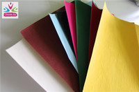 2015 new high quality flocking sticker size:21*29.7cm 100g paper with flocking China colorful wholesale scrapbook paper