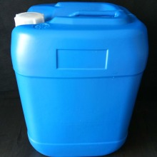 25kg blue chemical plastic barrel