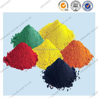 Ceramic Pigments Fe2O3 red iron oxide price in China