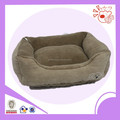 brown dog pet bed