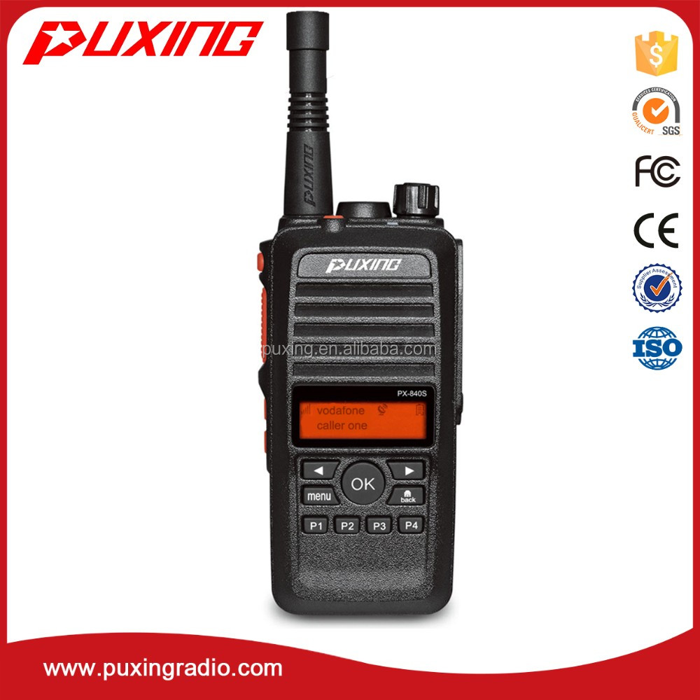 PX-840S public network walkie talkie