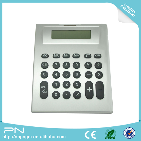 Solar Pocket Calculator as Promotional Gift