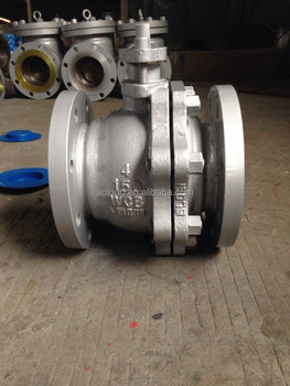 Full size Stainless Steel Floating Ball Valve factory