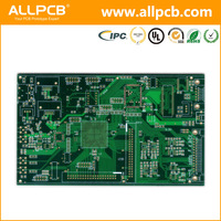 single sided advanced pcb circuit board for mobile phone