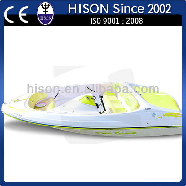 Hison factory direct sale DOHC engine 115hp speed boat