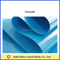 waterproof 1000D polyester FabricPVC Coated polyester PE tarpaulin