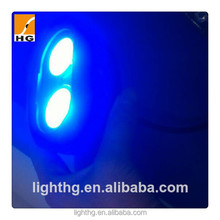 HG-814B Oval Forklift Warning Light 20W LED Forklift Light Blue Light Forklift