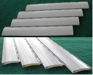 Security Aluminum Doors Europe Roller Shutter Window slats