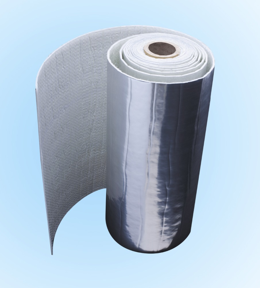 environmental reliable foam paper, aluminum foil foam insulation