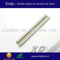 3 pin mini connector Single row SMT pin header DF14-30P-1.25H