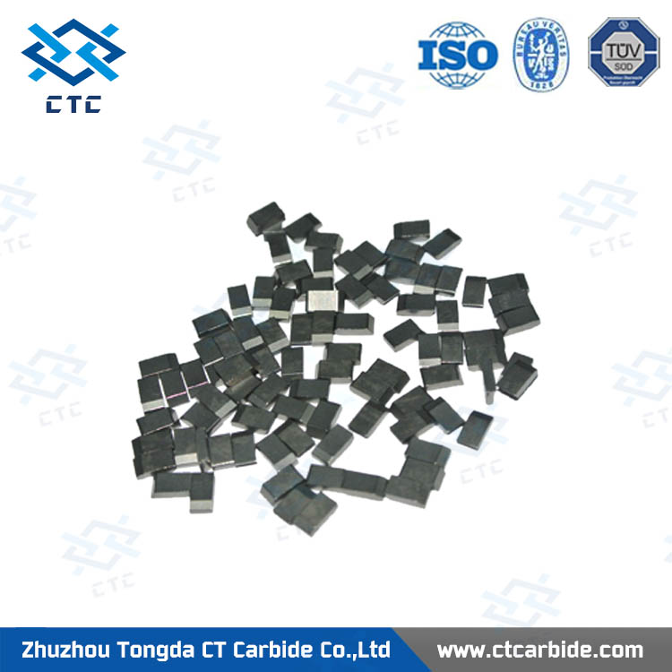factory supply high quality k20 blank and precison tungsten carbide saw tips