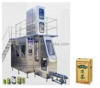 Milk&juice carton box packing machine