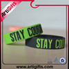 antique custom made high quality wholesale custom silicon wristband for gift promotion