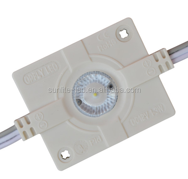Shenzhen factory advertising box high power led module light for sign with waterproof IP68
