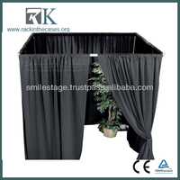 2013 RK adjustable pipe drape-Photo Booth Package