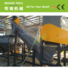 plastic machine recycling