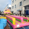 Inflatable Bungee Run Inflatable Sport Game