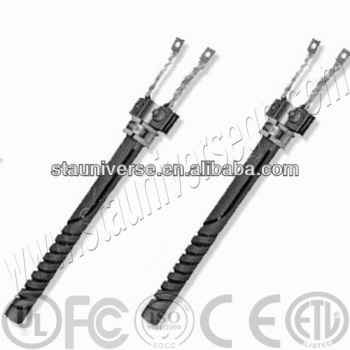 SGR Type Silicon Carbide Heater instead of Globar heating elements