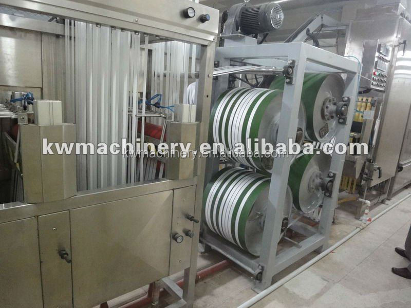 sample narrow fabric continuous dyeing machine with CE