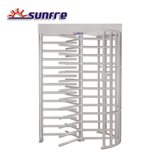Automatic stainless steel full height turnstile price