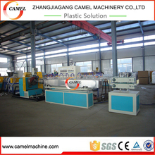 PVC Fibre Reinforced Hose Production Machine/Plastic Braided Garden Hose Making Plant