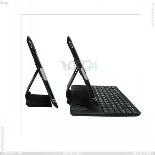 Detachable Bluetooth Keyboard Protector Case Cover for iPad 2/ 3 P-iPAD3PCBTHKB001