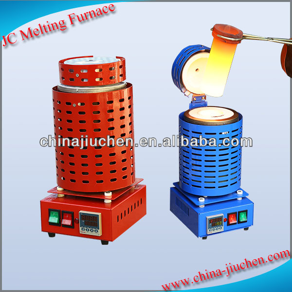 110V 30 Troy oz Gold Melter for Jewelry Equipment