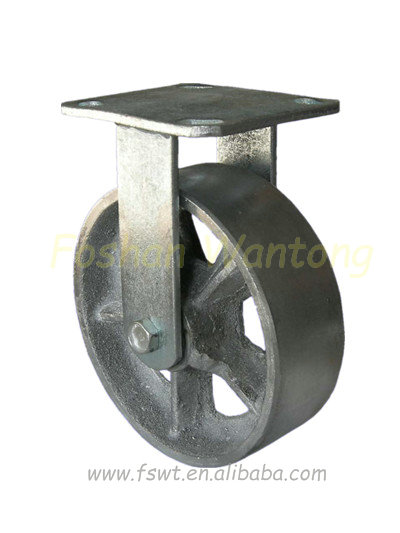 High Temperature All Iron Cart Wheels and Axles