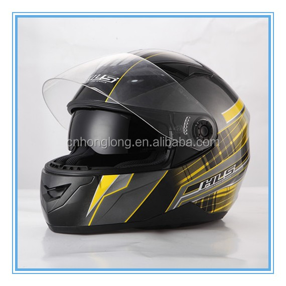 Gold Supplier China Safety ABS Custom Motorcycle Helmet for Sale
