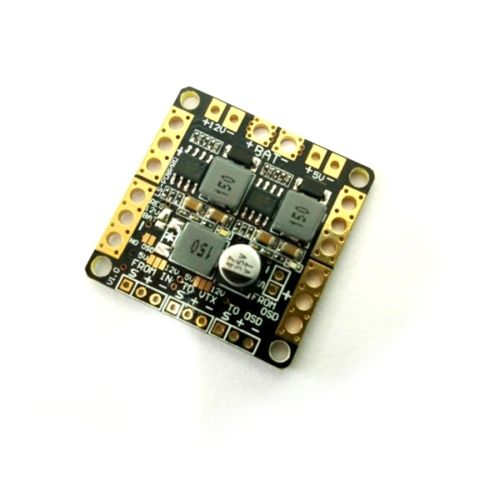 3 in 1 PDB OSD BEC Power Distribution Board for DIY Drone Naze32 F3 / CC3D Flight Controller