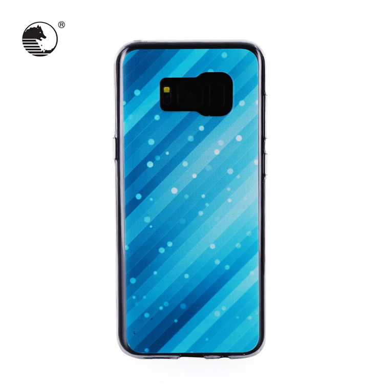 Custom print mobile <strong>phone</strong> cover hard <strong>phone</strong> case for Samsung S8 plus