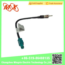 Good male to female car radio antenna adapter coaxial extension cable
