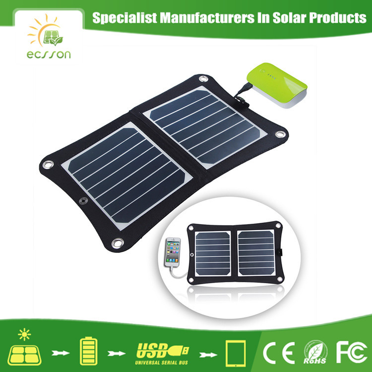 New design 5v 7w class a fire rated solar panels