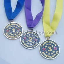 CR-MA67055_medal Plastic metal commemorative coin
