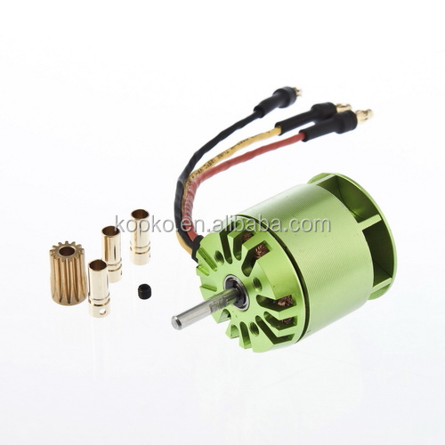 KV4000 Outrunner Brushless Motor For Trex 450 RC Helicopter