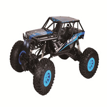 2017 New Wltoys TOY TRUCK 10428-D 1:10 RC Truck Electric Four-Wheel Climbing Racing RC Drift Car On Sale