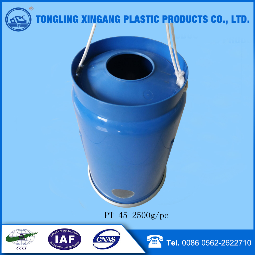 ABS bobbin / Plastic container for Outer Packing barrel with benses