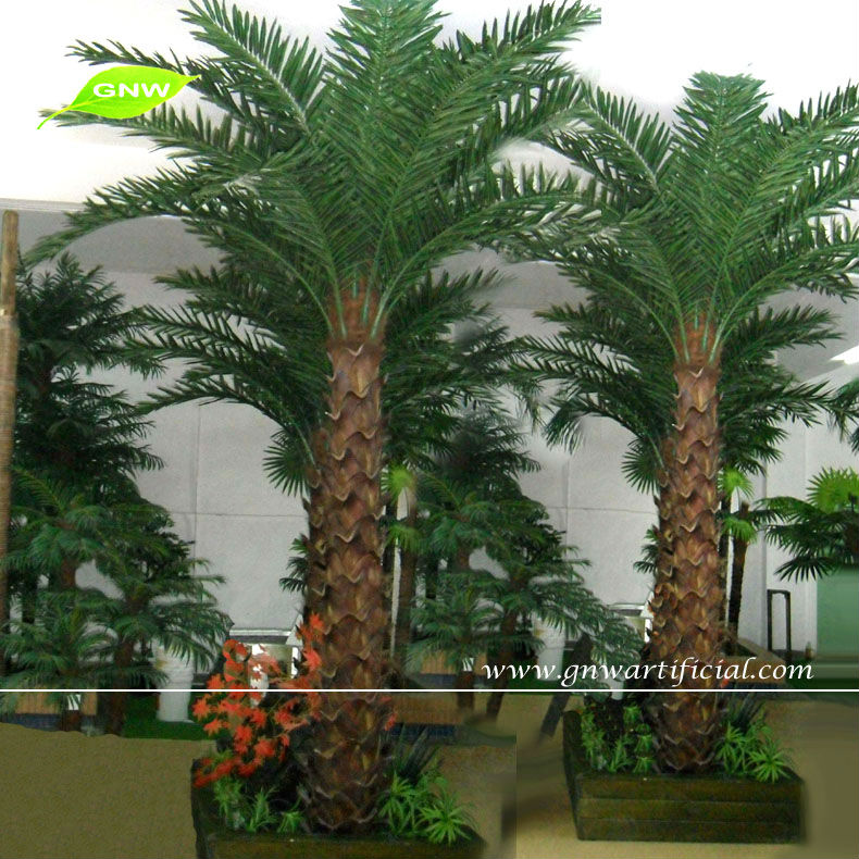 APM040 GNW Palm Tree Artificial for Sale 14ft High for wedding decoration outdoor use