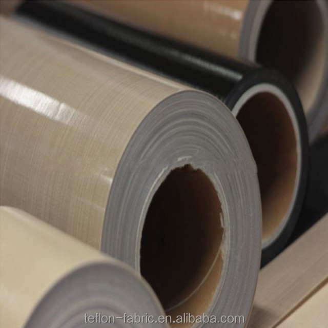 Free Sample Hest resistant insulation material PTFE coated fiberglass fabrics and fiber glass cloth