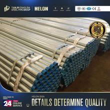 4.76 steel tube half circle galvanized corrugated steel pipe manufacturers china