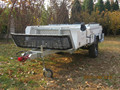 2015 new hard floor camper trailer