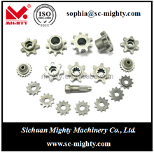 Customized Chain Sprockets and Chains