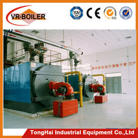 700kw 1400kw 2800kw 4200kw oil gas hot water boiler price