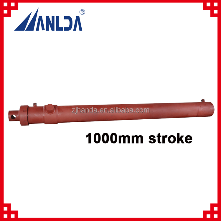 1000mm long stroke Double Acting Long Stroke Hydraulic Cylinder for sale